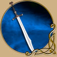 LARP Long Sword - Malchus the Falchion
